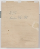 "Theodor HOSEMANN (Attrib.) - Dibujo Acuarela - ""Genre Scene"", Drawing"