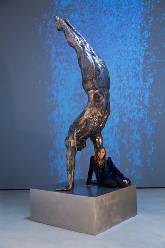 Carole FEUERMAN - Sculpture-Volume - Beyond the Golden Mean