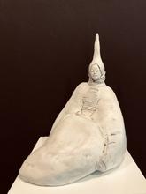 Elisabeth DUPIN-SJÖSTEDT - Sculpture-Volume - Coiffe pointue