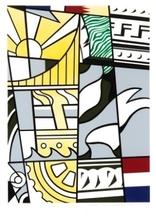 Roy LICHTENSTEIN - Estampe-Multiple - Bicentennial Print