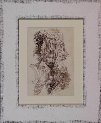 MIRKO - Zeichnung Aquarell - Composizione