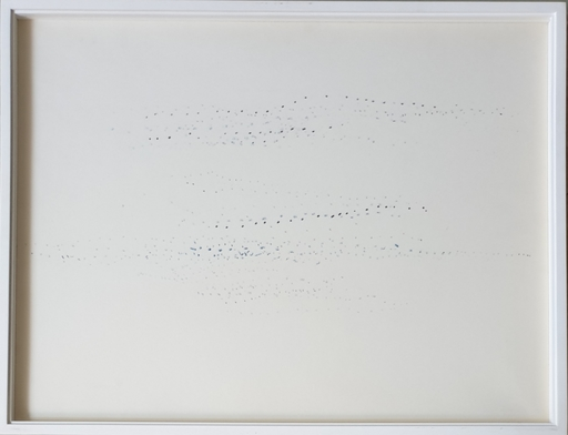 ARMANDO - Zeichnung Aquarell