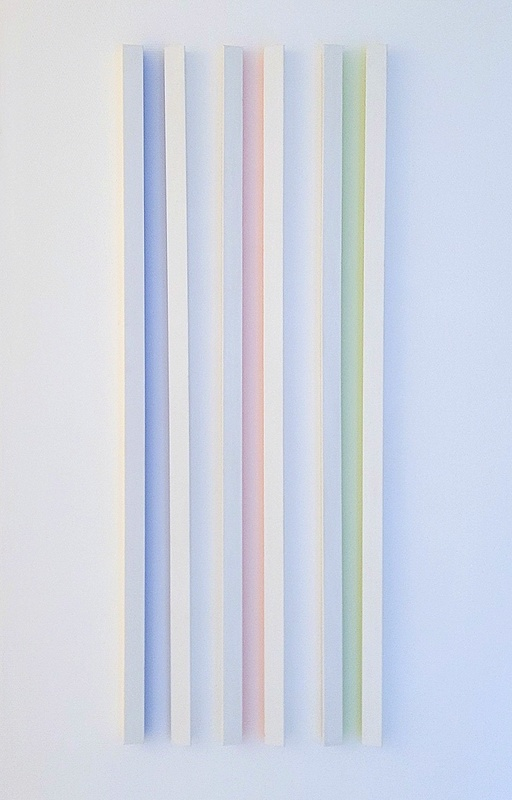 Gerhard DOEHLER - Scultura Volume - Chromophores (de la série Ontological Parameter Fixing)