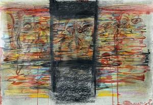 Franz RINGEL - 水彩作品 - (G) ewiges Jerusalem