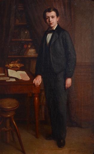 Eduard SCHULZ BRIESEN - Gemälde