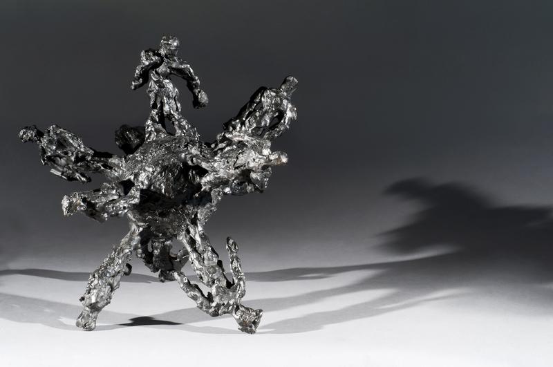 David BREUER-WEIL - Sculpture-Volume - Globe