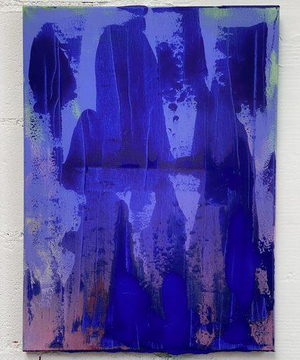 Gaëtan HENRIOUX - Painting - « La brume »