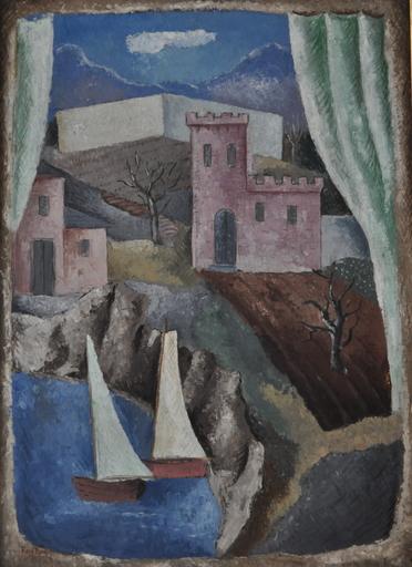 Renato PARESCE - Pittura - Il Castello