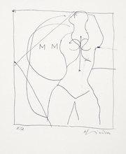 Richard LINDNER - Stampa Multiplo - Marilyn was here 16