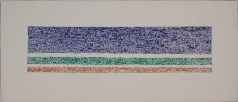 Piero DORAZIO - Print-Multiple - Distanze