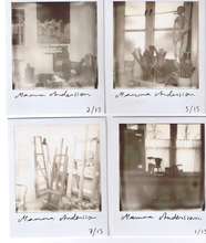 Karin Mamma ANDERSSON - Photo - Polaroids 1,2,5,7