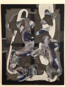 Christian BONNEFOI - Painting - Eureka VIII