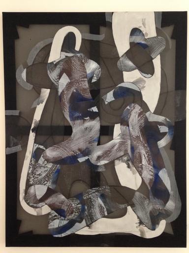 Christian BONNEFOI - 绘画 - Eureka VIII