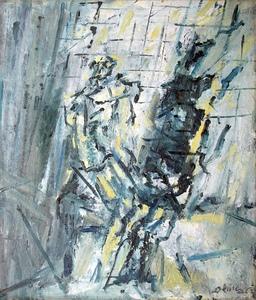 Claudio OLIVIERI - Painting