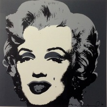 Andy WARHOL (1928-1987) - Marylin - This is not by me