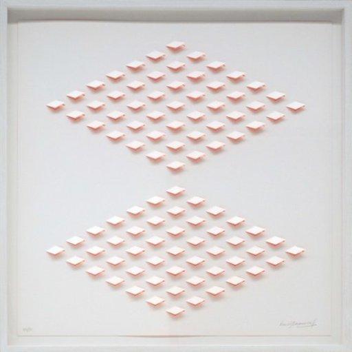 Luis TOMASELLO - Print-Multiple - S/T 2 - Naranja