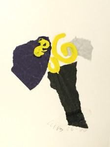 Christian BONNEFOI - Drawing-Watercolor - Sans titre