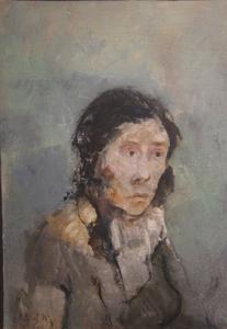 Jean JANSEM - Peinture - Portrait