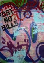 "COPE2 - Peinture -  ""Graff du plan de NY"""