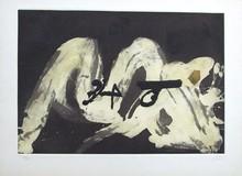 Antoni TAPIES - Print-Multiple - 3 i 4
