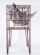 Stefano BOMBARDIERI - Sculpture-Volume - big box