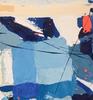 Aude DE VOC - Pintura - LA PRIMA BLUE
