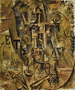 Pablo PICASSO - Print-Multiple -  The Bottle of Rum