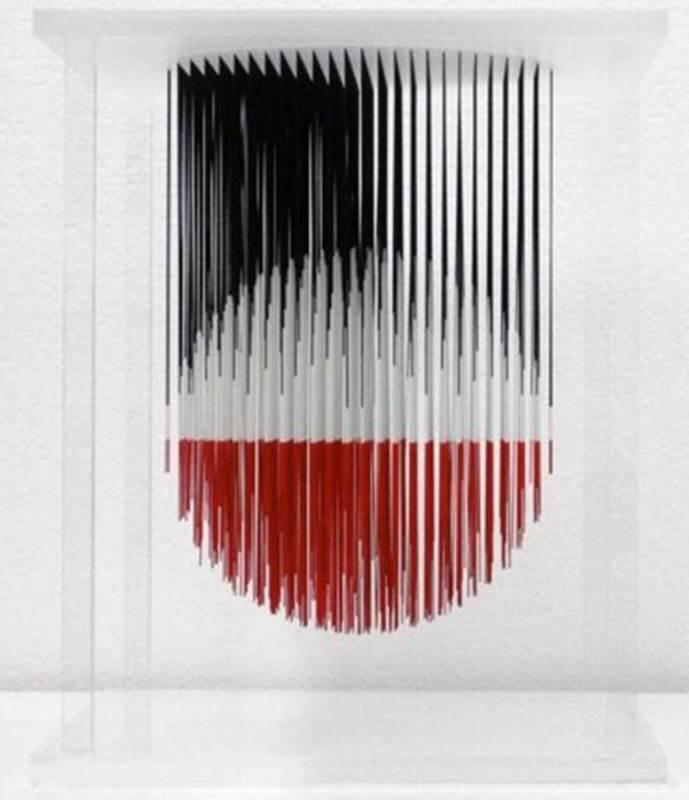 Jesús Rafael SOTO - Sculpture-Volume - MAQUETTE DE LA SPHÈRE LUTETIA
