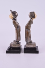 André Vincent BECQUEREL - Escultura - Couple