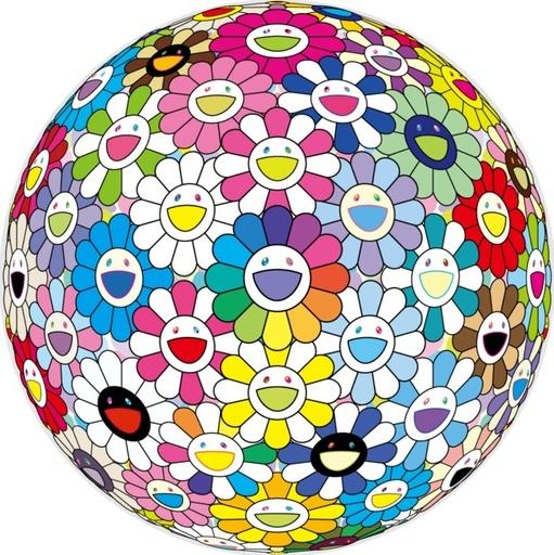 Takashi MURAKAMI - Print-Multiple - Expanding Universe