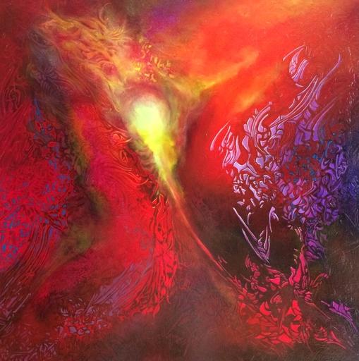 André BIELEN - Peinture - Diversions