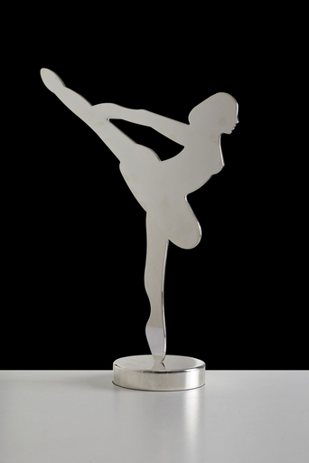 Marco LODOLA - Sculpture-Volume - Arabesque
