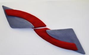 Pino PINELLI - Painting - Senza titolo