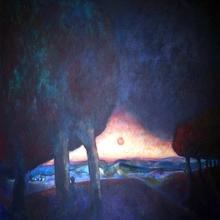 Francis BERTHAULT - Peinture - Aurore ressucite