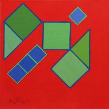 Achille PERILLI (1927) - Orto