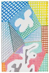 Guy DE ROUGEMONT - Pintura - Untitled