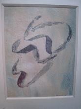 让·福特里埃 - 版画 - ANNABELLA NUE  1957