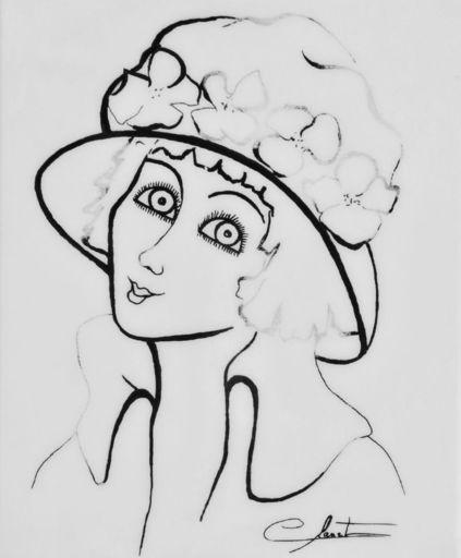 Véronique CLANET - Painting - La Belle Margaux