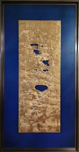 Elodie DOLLAT - Painting - Ondelindë XI