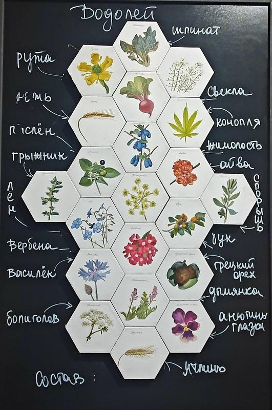 Elena KOVYLINA - Gemälde - Audio-Visual Pharmacy. Aquarius