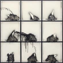 Emilio SCANAVINO (1922-1986) - Le punte