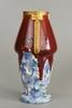 D'Argyl – Vase conique Art Déco