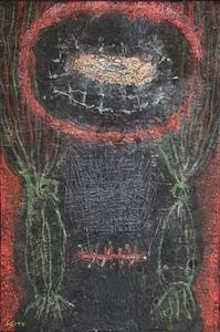 Akira KITO - Painting - Jadis