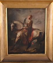 Alfred DE DREUX - Peinture - Sin titulo