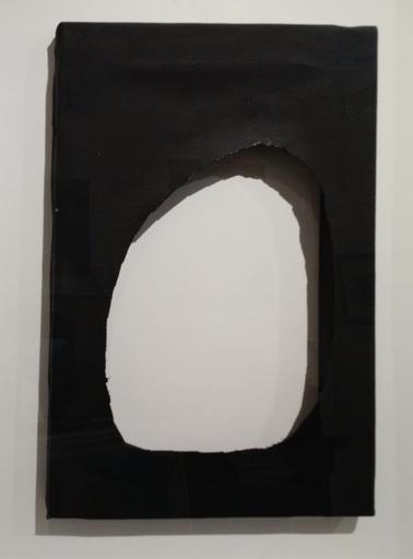 DADAMAINO - Painting - Volume
