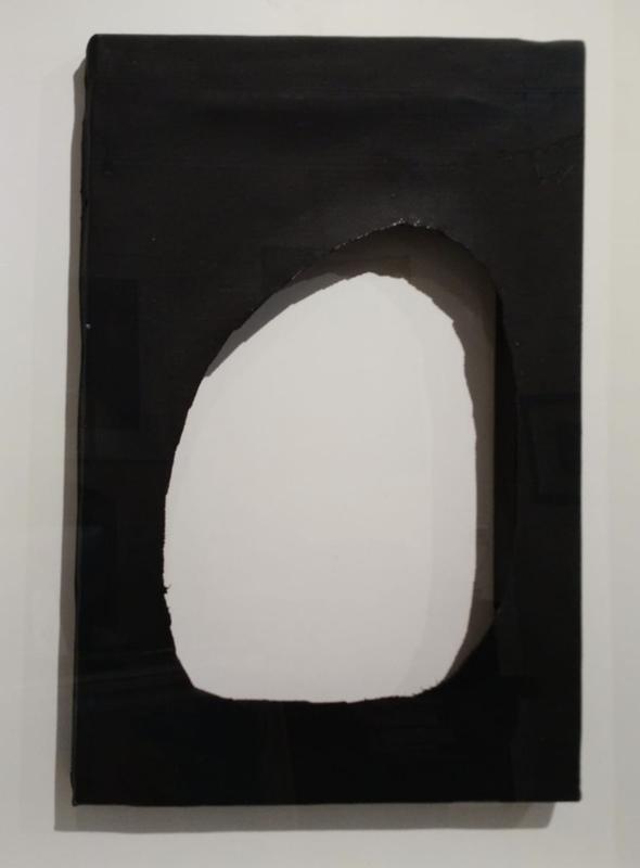 DADAMAINO - Pittura - Volume