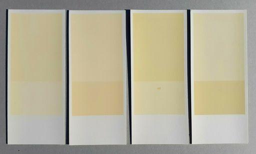 Antonio CALDERARA - Grabado - Misura, luce, colore