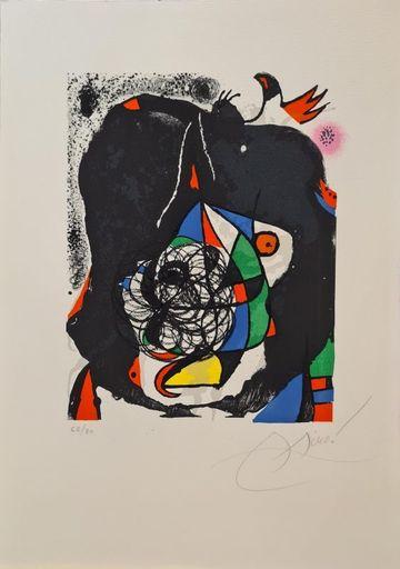 胡安·米罗 - 版画 - Les révolutions scéniques du XXe siècle