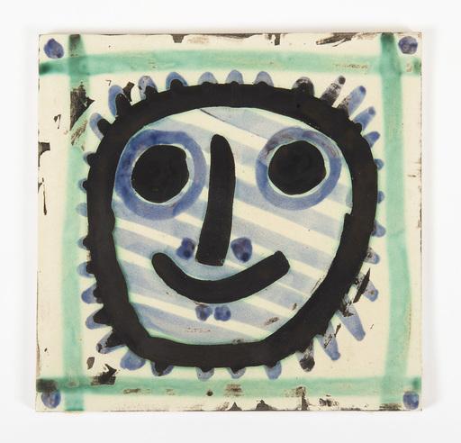Pablo PICASSO - Keramiken - Mask