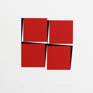 John CARTER - Print-Multiple - Double Transition I